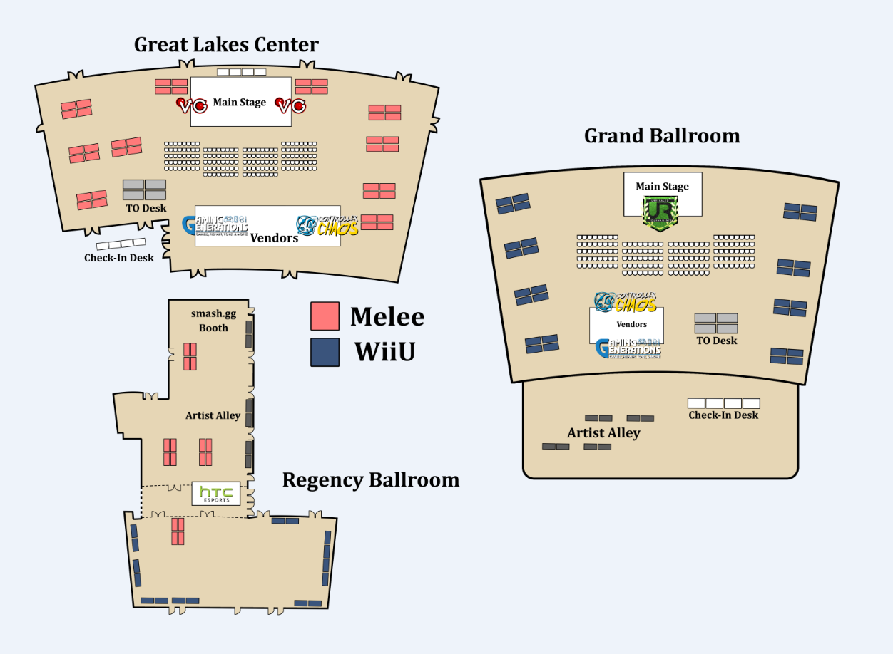 the big house 7 9 2016 location tbh6 discounted hotel room rate for tbh6 attendees stay inside the venue for the true national smash tour nt experience